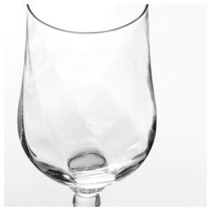 КОНУНГСЛИГ Бокал для вина, прозрачное стекло 40 сл - Артикул: 304.158.85