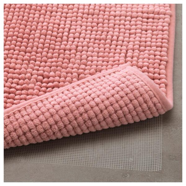 ТОФТБУ Коврик для ванной розовый 50x80 см - Артикул: 204.222.64