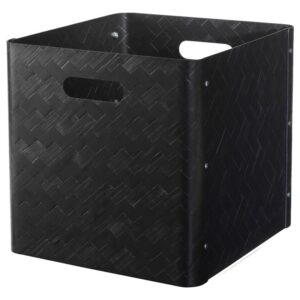 БУЛЛИГ Ящик черный 32x35x33 см - Артикул: 704.096.27