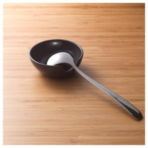 СПРАЯ Подставка для ложки/половника, темно-серый - Артикул: 404.157.81