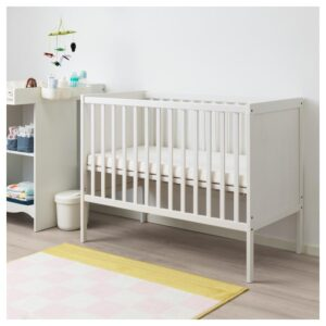 СУНДВИК Кроватка детская белый 60x120 см - Артикул: 804.212.14