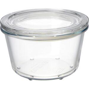 ИКЕА/365+ Контейнер для продуктов с крышкой стекло 600 мл - Артикул: 492.796.56