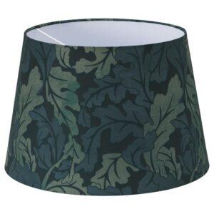 РЮРА Абажур темно-зеленый лист 44 см - Артикул: 604.197.35