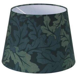 РЮРА Абажур темно-зеленый лист 33 см - Артикул: 804.310.53