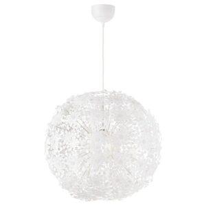 ГРИМСОС Подвесной светильник, белый 55 см - Артикул: 204.128.30