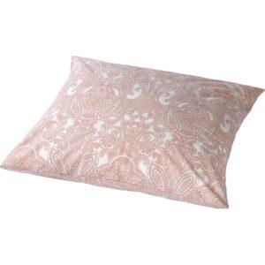 ЙЭТТЕВАЛЛМО Наволочка, белый/розовый 70x70 см. Артикул: 204.342.57