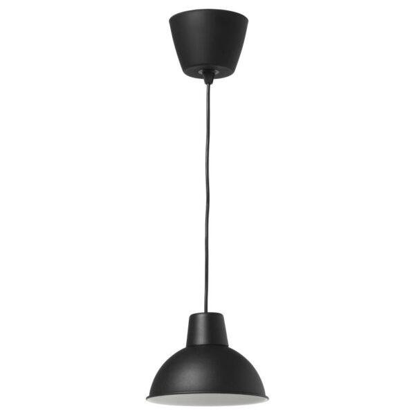 СКУРУП Подвесной светильник, черный 19 см - Артикул: 303.974.00