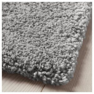 СТОЭНСЕ Ковер, короткий ворс, классический серый 200x300 см - Артикул: 204.268.27