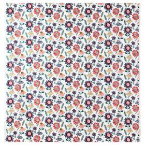 СОММАРАСТЕР Ткань, белый/разноцветный 150 см - Артикул: 004.262.39