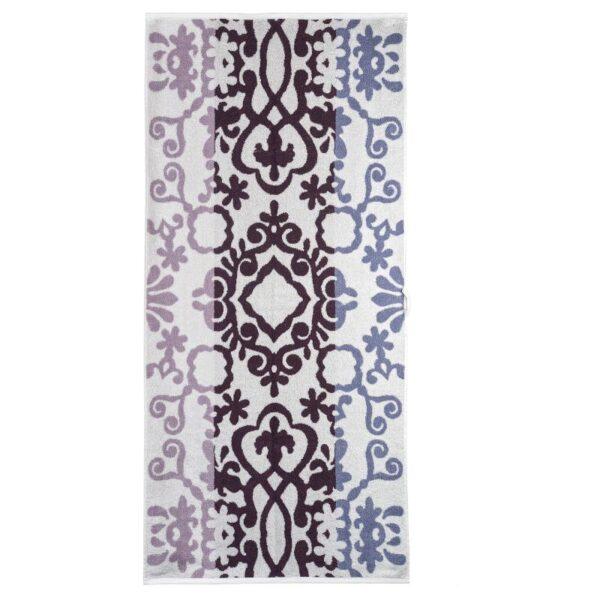 БЛЭДЬЕН Банное полотенце сиреневый 70x140 см - Артикул: 104.299.06