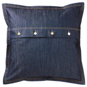 СИССИЛЬ Чехол на подушку, синий 50x50 см - Артикул: 404.326.86