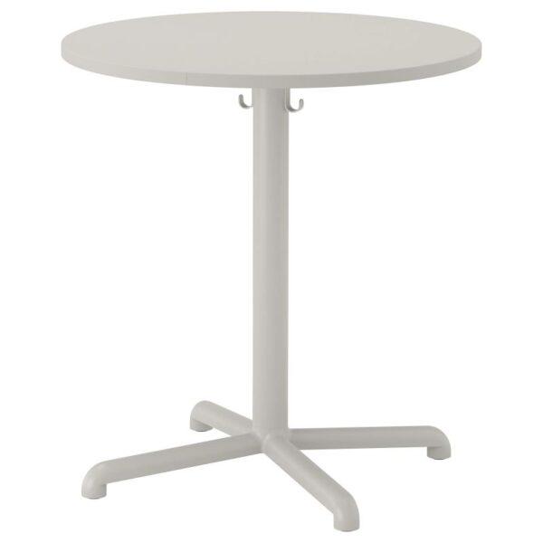 СТЕНСЕЛЕ Стол, светло-серый/светло-серый 70 см - Артикул: 092.882.38