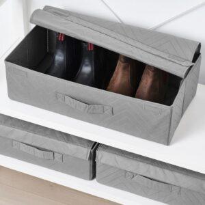 ФУЛЛСМОКАД Коробка для обуви, 51x27x15 см - Артикул: 703.953.76