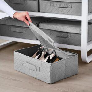 ФУЛЛСМОКАД Коробка для обуви, 36x26x13 см - Артикул: 203.953.74