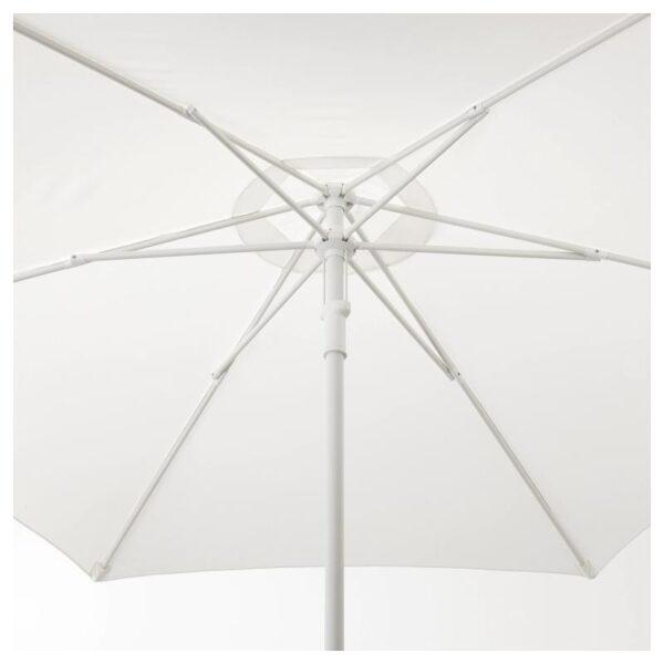 ХЁГЁН Зонт от солнца, белый 270 см - Артикул: 804.114.32