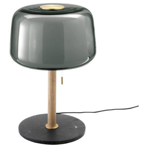 ЭВЕДАЛЬ Лампа настольная, серый - Артикул: 704.057.47