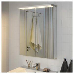 ГОДМОРГОН Светодиодная подсветка шкафа/стены, белый 80 см - Артикул: 804.308.50