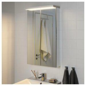 ГОДМОРГОН Светодиодная подсветка шкафа/стены, белый 60 см - Артикул: 104.308.44