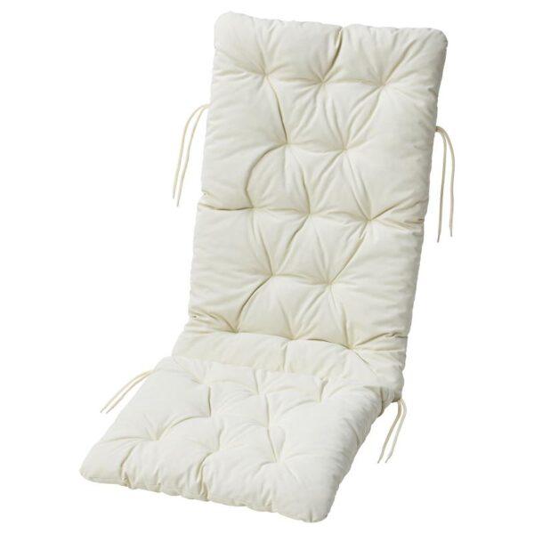 КУДДАРНА Подушка на садовую мебель, бежевый 116x45 см - Артикул: 604.111.31