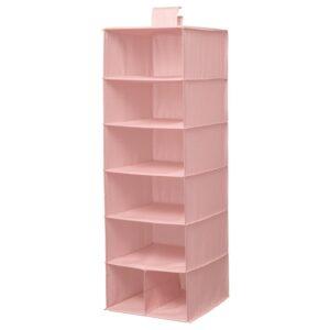 СТУК Модуль для хранения/7 отделений розовый 30x30x90 см - Артикул: 404.210.32