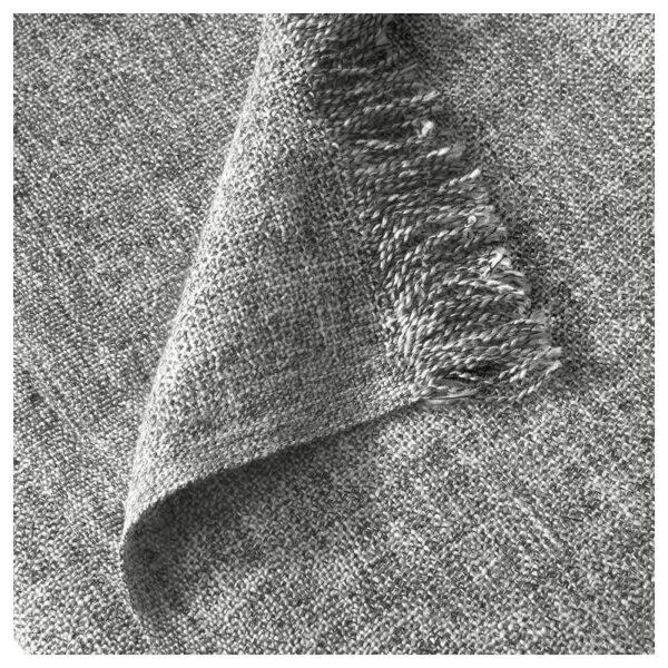 ИНГРУН Плед, серый 130x170 см - Артикул: 804.093.92