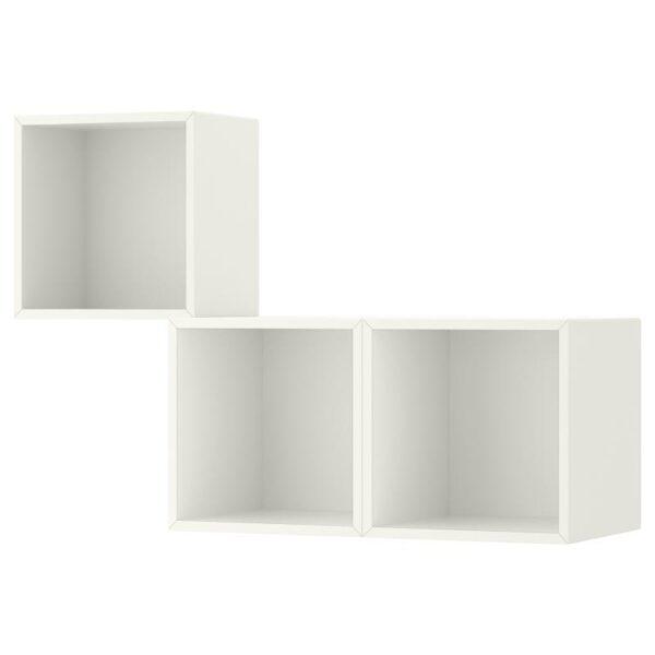 ЭКЕТ Комбинация настенных шкафов белый 105x35x70 см - Артикул: 892.862.83