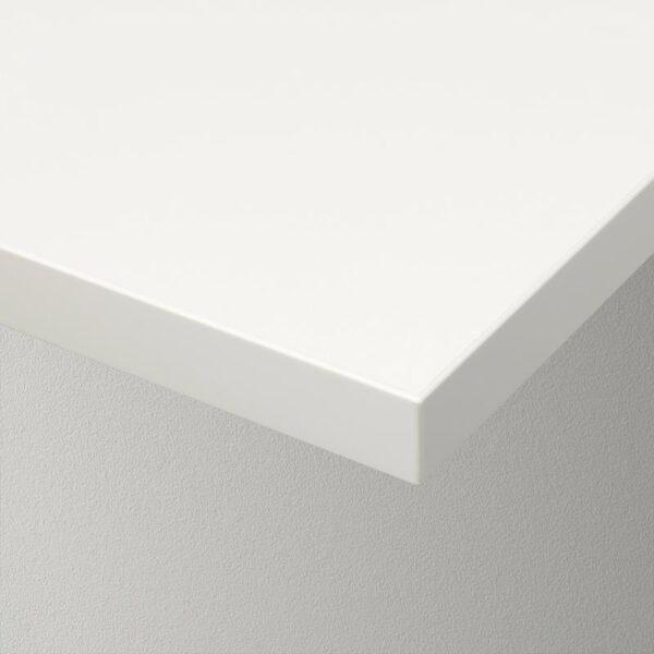 БЕРГСХУЛЬТ Полка, белый 80x20 см - Артикул: 604.305.11