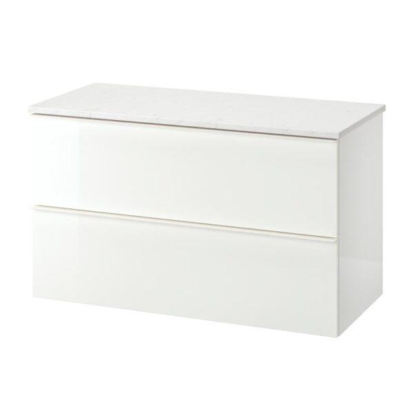 ГОДМОРГОН / ТОЛКЕН Шкаф для раковины с 2 ящ - Артикул: 192.955.06