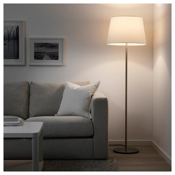 СКАФТЕТ Основание напольн светильн, никелированный - Артикул: 204.054.29