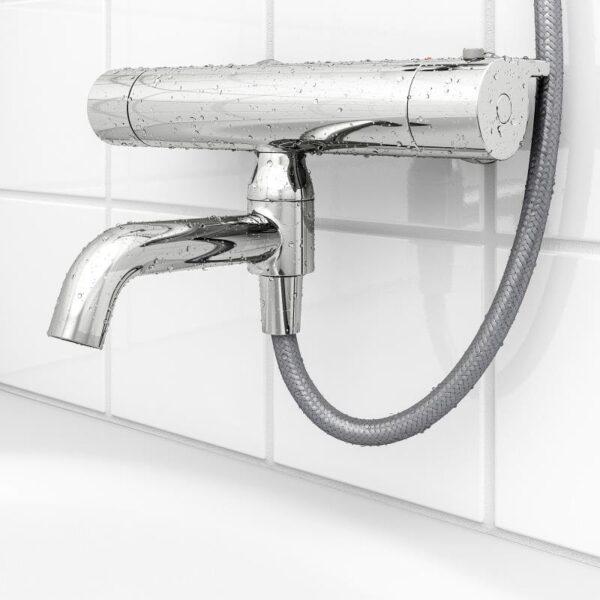 ВАЛЛАМОССЕ Термостатическ смеситель/душ/ванная, хромированный 150 мм - Артикул: 403.586.91