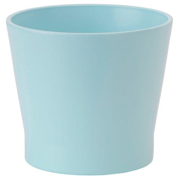 ПАПАЙА Кашпо голубой 12 см - Артикул: 604.216.96