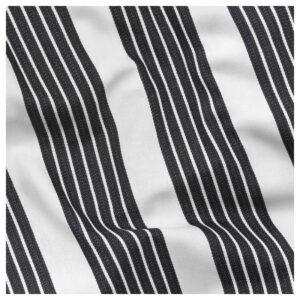 МЕТТАЛИСЕ Ткань, белый/темно-серый 150 см - Артикул: 004.315.23