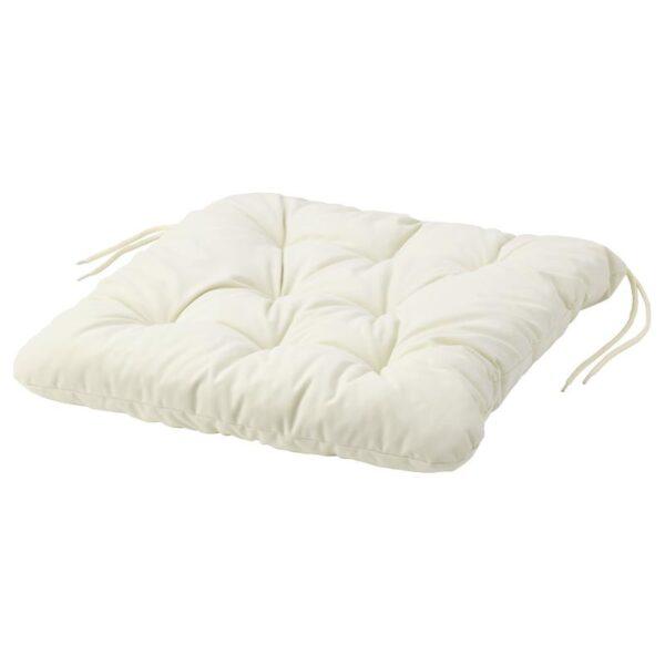 КУДДАРНА Подушка на садовый стул, бежевый 44x44 см - Артикул: 404.110.90
