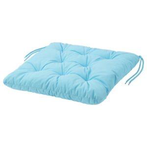 КУДДАРНА Подушка на садовый стул, голубой 44x44 см - Артикул: 304.110.95