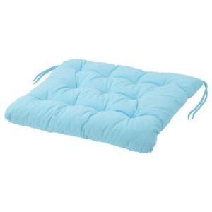 КУДДАРНА Подушка на садовый стул, голубой 50x50 см - Артикул: 204.179.17