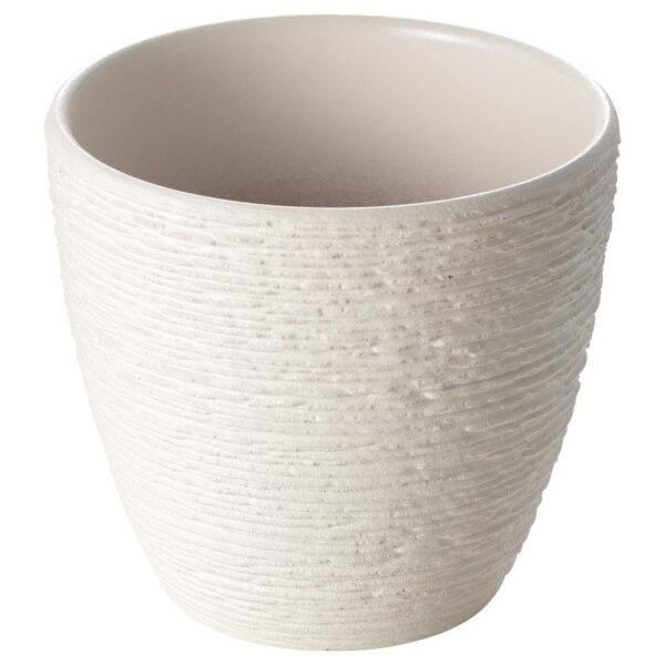 СКАКИГ Горшок цветочный белый 10 см - Артикул: 604.313.51