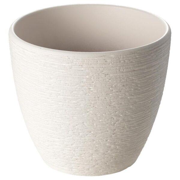 СКАКИГ Горшок цветочный белый 15 см - Артикул: 304.313.57