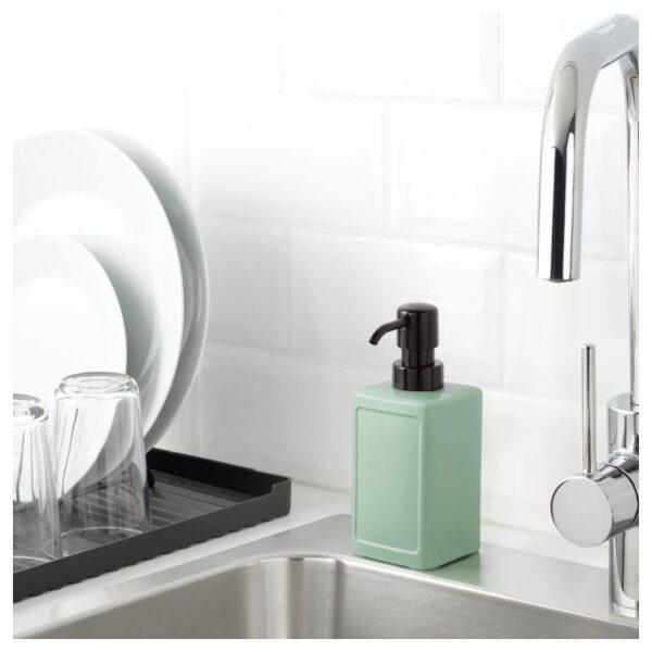 РИННИГ Дозатор для жидкого мыла, зеленый 450 мл - Артикул: 704.288.81