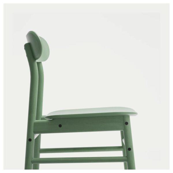 РЁННИНГЕ Стул, зеленый - Артикул: 004.128.93