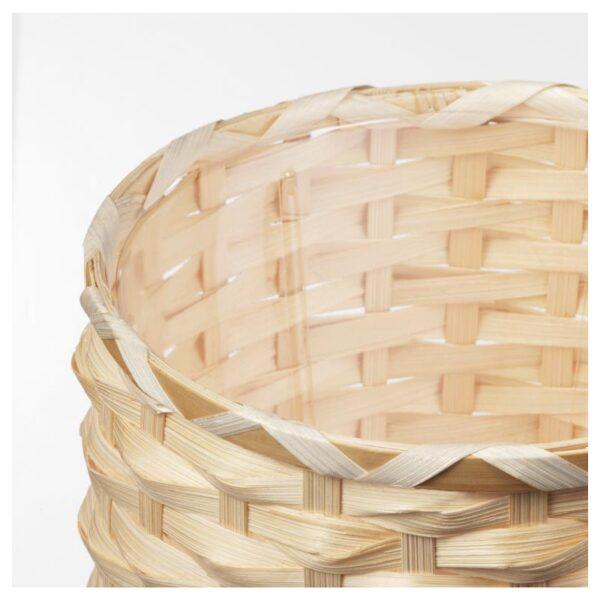 КАФФЕБОНА Кашпо, бамбук 15 см - Артикул: 404.236.20