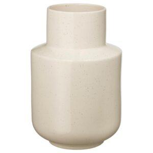 ГРАДВИС Ваза, белый бежевый 24 см - Артикул: 504.420.48