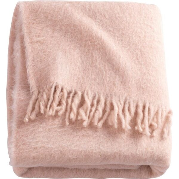 СКЁЛЬДБРЭККА Плед бледно-розовый 120x180 см - Артикул: 704.352.21