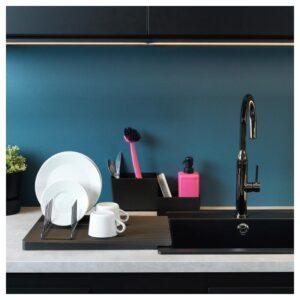 РИННИГ Щетка для мытья посуды, розовый - Артикул: 404.078.18