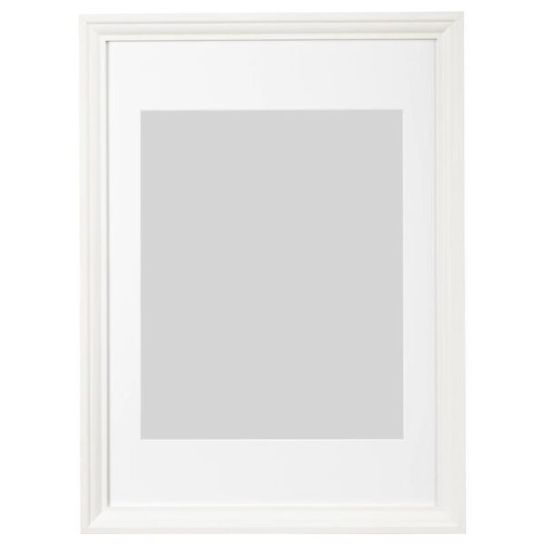 ЭДСБРУК Рама, белый 50x70 см - Артикул: 204.273.32