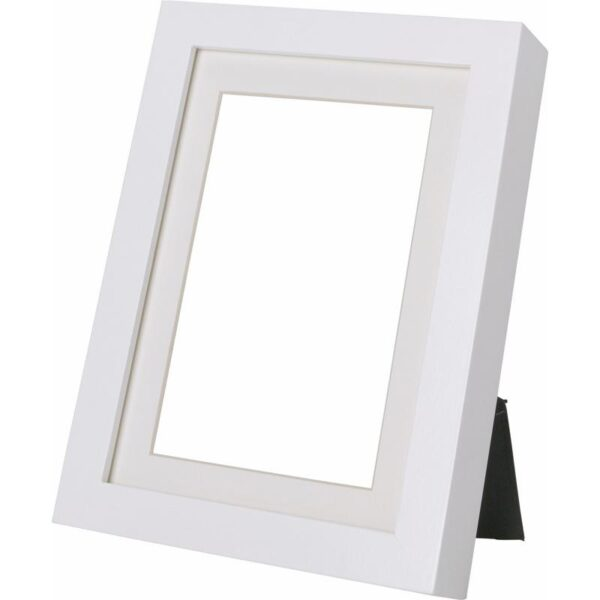 РИББА Рама белый 13x18 см | Артикул: 603.815.39