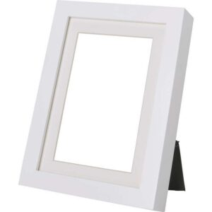 РИББА Рама белый 21x30 см - Артикул: 203.815.41