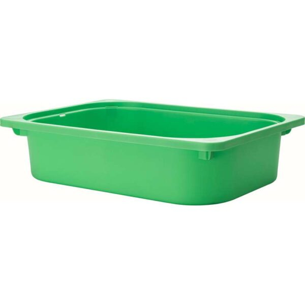 ТРУФАСТ Контейнер зеленый 42x30x10 см - Артикул: 903.660.28