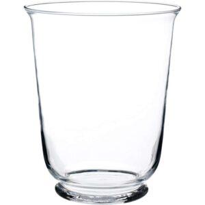 ПОМП Ваза/фонарь прозрачное стекло 28 см - Артикул: 003.805.85