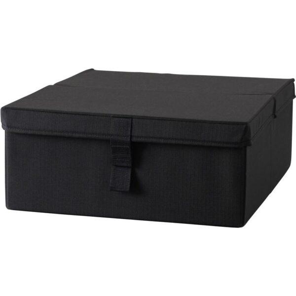 ЛИКСЕЛЕ Ящик для кресла-кровати, черный. Артикул: 903.830.75