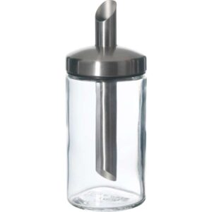 ДОЛЬД Дозатор сахара прозрачное стекло/нержавеющ сталь 15 см - Артикул: 203.726.69